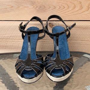 🆕 Fioni Beautifully Black Heels 💙